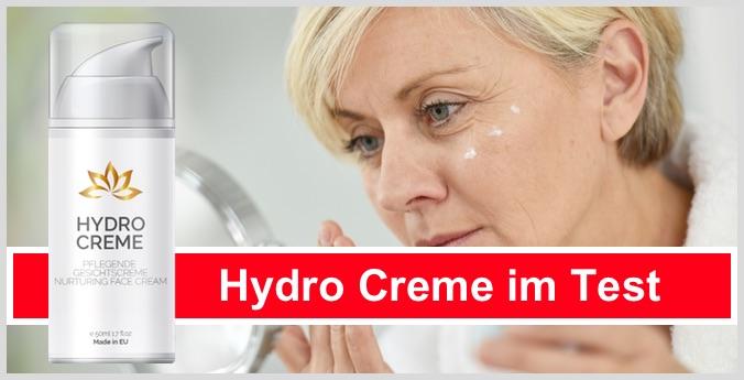 hydro creme testbericht