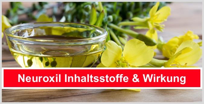 neuroxil inhaltsstoffe nachtkerzenöl wirkung
