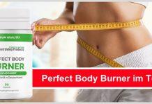 perfect body burner test abnehmen