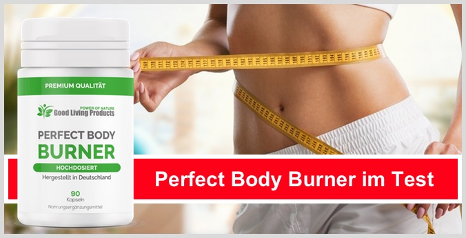 perfect body burner test abnehmen