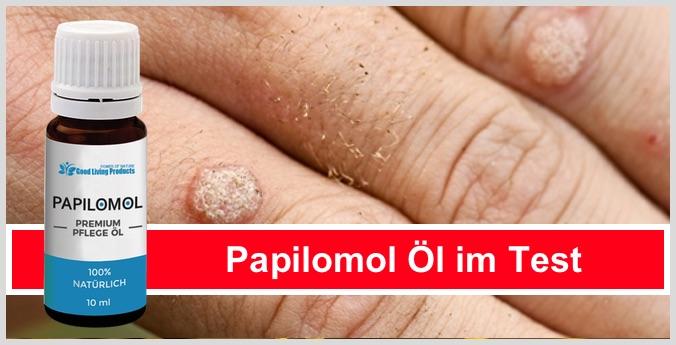 papilomol öl testbericht
