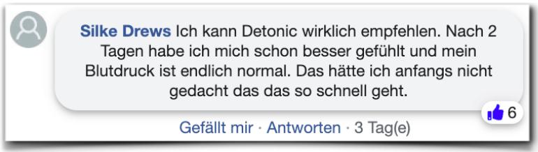 Detonic Erfahrungsberichte Bewertung Kritik Detonic