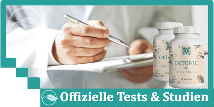 Detonic Test Studien