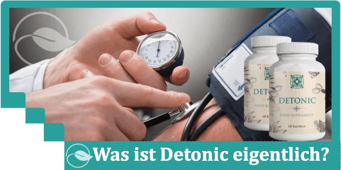 Was ist Detonic eigentlich