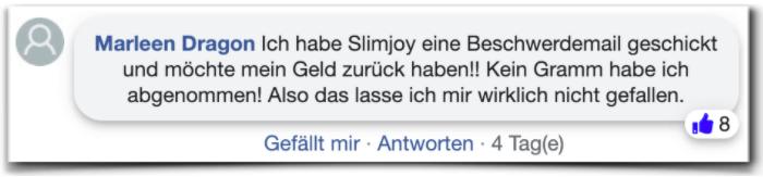 Slimjoy Bewertungen Slimjoy facebook