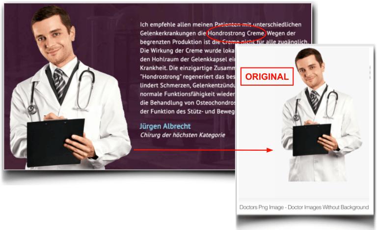 Hondrostrong Arzt Expertenmeinung