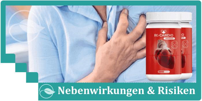 Recardio Nebenwirkungen Risiken