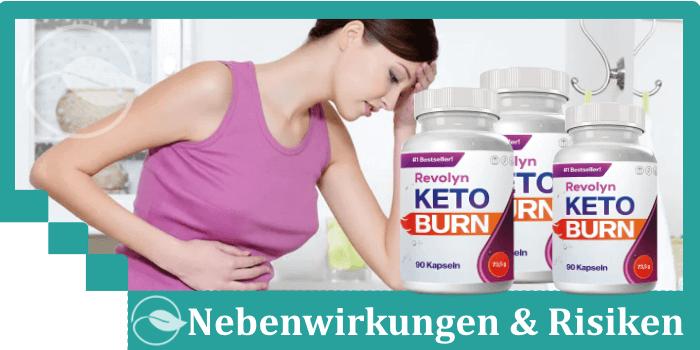 Revolyn Keto Burn Nebenwirkungen Risiken Unverträglichkeiten