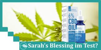 Sarah's Blessing Titelbild