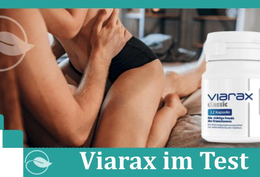 Viarax Titelbild