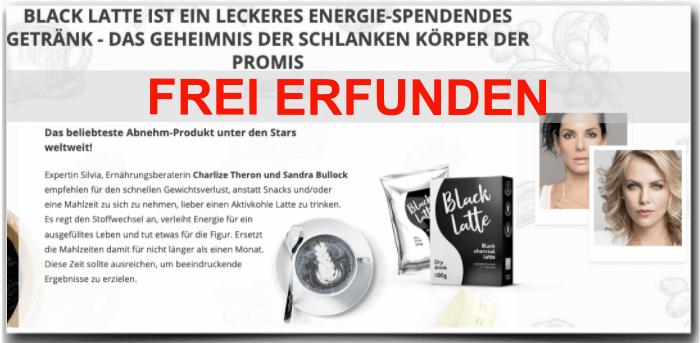 Black Latte Fake Aussage mit Promis