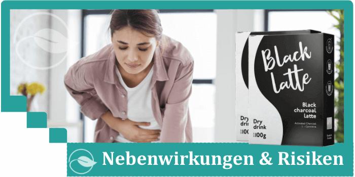 Black Latte Nebenwirkungen Risiken Unverträglichkeiten