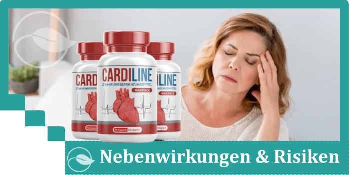 Cardiline Nebenwirkungen Risiken Unverträglichkeiten