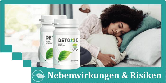 Detoxic Nebenwirkungen Risiken Unverträglichkeiten