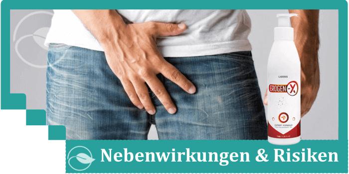 Erogen X Nebenwirkungen Risiken Unverträglichkeiten