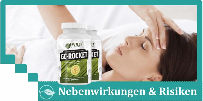 GC Rocket Nebenwirkungen Unverträglichkeiten Risiken
