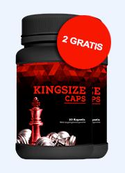 KingSize Caps Abbild Tabelle