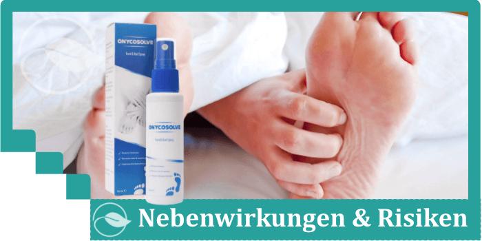Onycosolve Nebenwirkungen Risiken Unverträglichkeiten