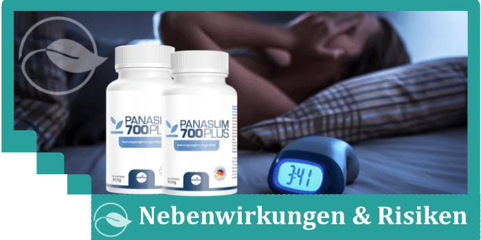 Panaslim Nebenwirkungen Risiken Unverträglichkeiten