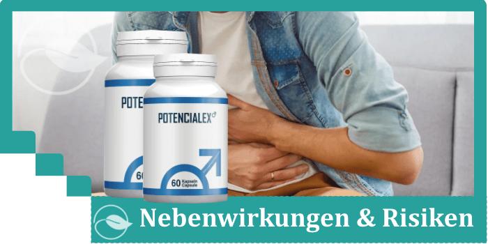 Potencialex Nebenwirkungen Risiken Unverträglichkeiten