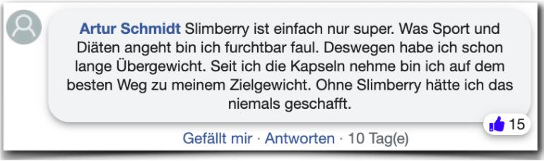 Slimberry Erfahrungen Bewertung Kritik Erfahrungsbericht