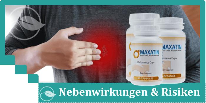Maxatin Nebenwirkungen Risiken Unvertraeglichkeiten