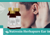 Nutresin Herbapure Ear Titelbild