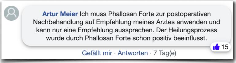 Phallosan Forte Erfahrung Erfahrungen Erfahrungsbericht