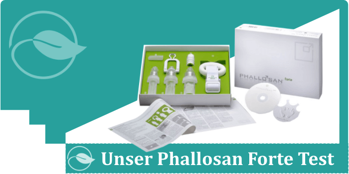 Phallosan Forte Test