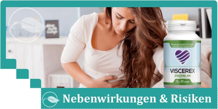 Viscerex Nebenwirkungen Risiken Unverträglichkeiten