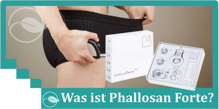 Was ist Phallosan Forte